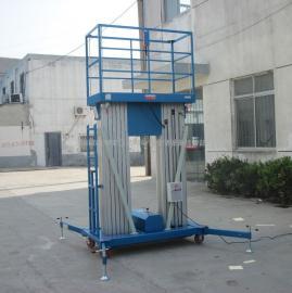 深圳移动式液压铝合金升降平台