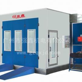 广州强鑫QX2000A燃油烤漆房,质量好,远销国外