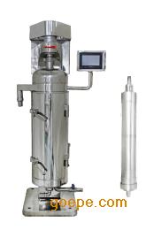 生物乳酸菌高效提取连续式GQ142RZ型管式离心机   德国***新技术