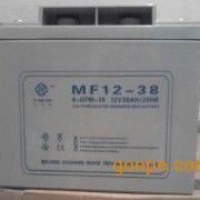 太阳神蓄电池12v38ah