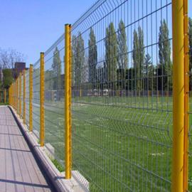 苏州围墙护栏网 苏州小区护栏网 钢丝网围墙护栏网 镀锌喷塑
