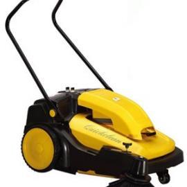 驰洁全自动扫地机 手推式吸尘清扫车