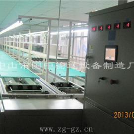 国中自动化厂家热销LED路灯组装老化线