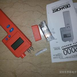 J-2000木材水分�y定�x美��DELMHORST木材水分�穸扔�