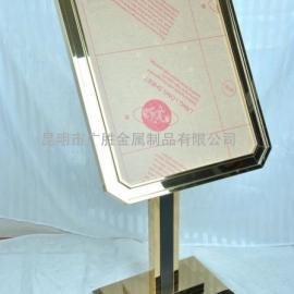 云南开远市不锈钢欧式指示牌订做