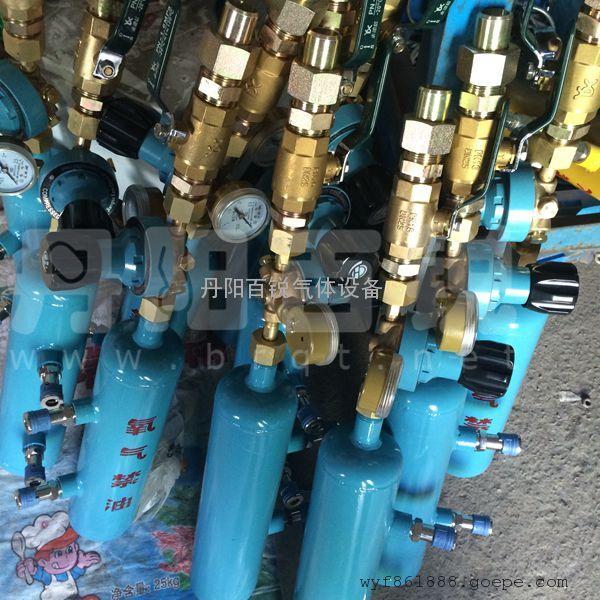 东北三省钢结构厂焊接用配气包/分气包/分气筒/配气筒