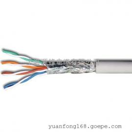 工业机器人用柔性网线 耐弯曲抗扭机器人柔性网线电缆