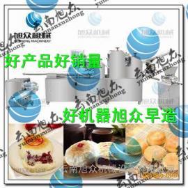 Z-09C三段压面酥饼机