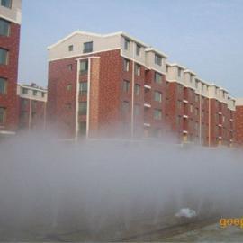 福州厦门泉州市区园林人工降雨喷淋喷罐人造冷雾供应案例