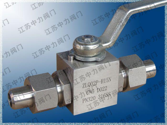 VOLTON焊接式不锈钢高压球阀
