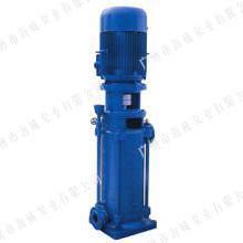 DL型立式多级离心泵_无塔供水设备增压泵