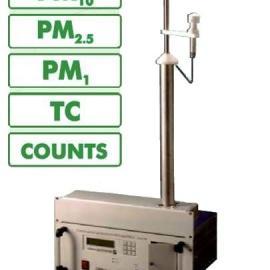 EDM系列 PM10/PM2.5/PM1环境颗粒物监测系统