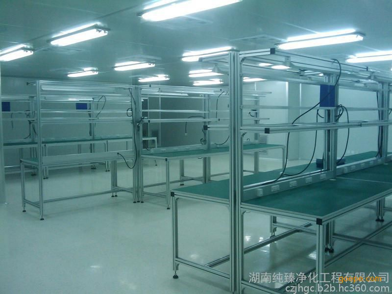 热销浙江十万级电子净化车间工程设计与施工