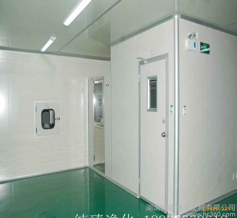 直供浙江温州10万级恒温恒湿实验室无尘车间