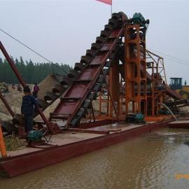 河道挖沙选铁船厂家直销