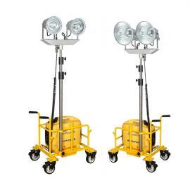 M1000轻型升降泛光灯 M1000轻便式移动照明灯