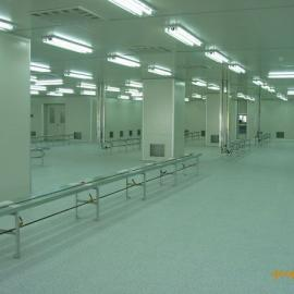 供应湖南长沙三十万级电子无尘车间设计装修