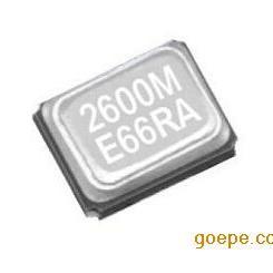 2.0*1.6mm�N片晶振,24M晶振,FA-128晶振