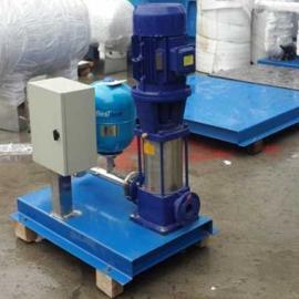 施工临时用水加压泵