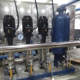 恒压供水泵两用一备