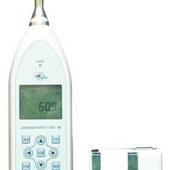 红声器材HS5660D精密噪声频谱分析仪 便携式噪音计