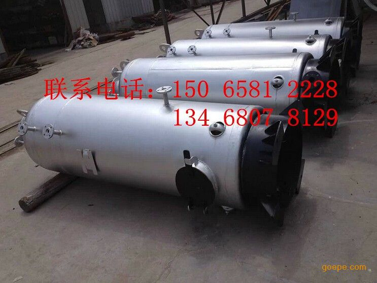 小型立式常压蒸汽锅炉