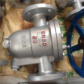 CS41H-16C碳钢法兰疏水阀