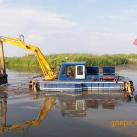 鱼塘清淤船