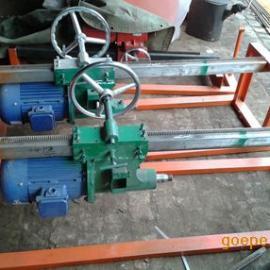 5.5KW水钻顶管机价格,新式水钻顶管机厂家