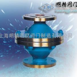 阻爆燃型管道阻火器