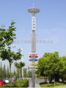 20米升降式高杆灯扬州高杆灯厂家