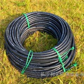 Parker派克两层钢丝编织胶管2SN 381-5液压胶管