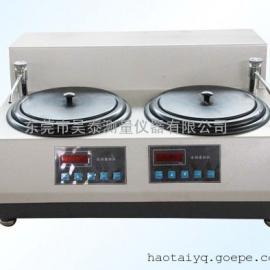 抛光机MP-2C,双盘金相抛光机,双控研磨机