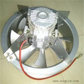 供应SFW-B-5型1.5KW烘烤房8叶高温排风机
