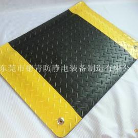 广东工厂订做防静电抗疲劳垫、员工专用缓解疲劳橡胶垫东莞