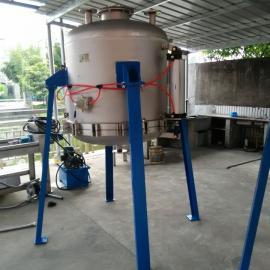 过滤器正压过滤器大容量不锈钢过滤器