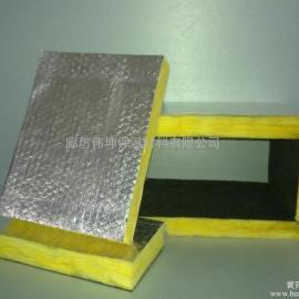 2cm铝箔玻纤空调风管