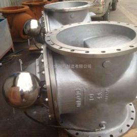 提供100X大口径水力遥控浮球阀