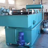 污水处理气浮机(平流式气浮机)