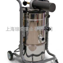 气动防爆工业吸尘器 虎威干式工业吸尘器