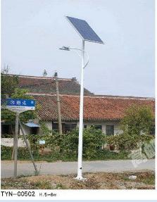 2018锂电池太阳能路灯生产厂家/新农村太阳能路灯厂家直销