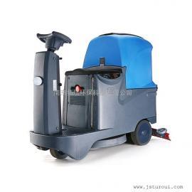 南京驾驶式洗地机TK560,工厂用驾驶式洗地机TK560(迷你型)