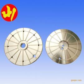 摩擦盘 铝青铜9-4材质青铜板铸造加工