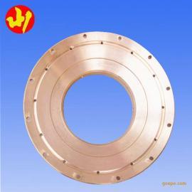 0907破碎机碗型瓦铜铸件生产厂家圆锥破配