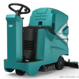 特沃斯小型驾驶式洗地机,特沃斯迷你驾驶式洗地机T90