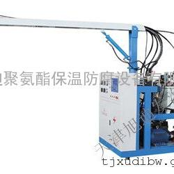 供应聚氨酯高压发泡机枪头无柱塞发泡机C型