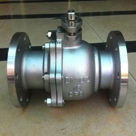 不锈钢法兰球阀,Q41F,高温高压不锈钢球阀
