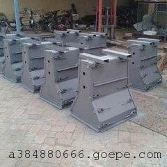 混凝土隔离墩模具,水泥隔离墩钢模具定制厂