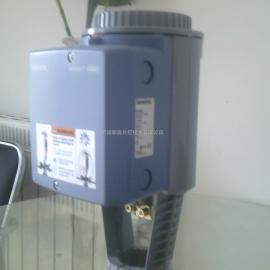 西门子电动液压执行器SKD62/SKD60西门子温控阀