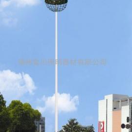 高杆灯规格/篮球场高杆灯图片
